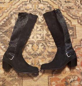 Donald Pliner black boots Size 6.5